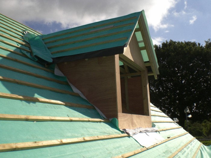 Dormer Window in Loft conversion