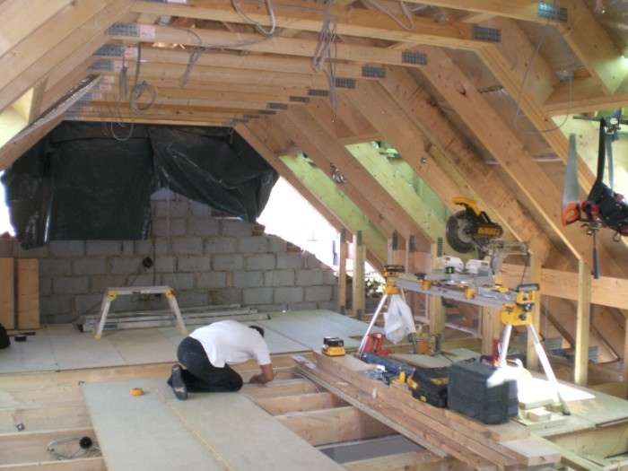 low attic trusses space ideas - Loft Conversions in Stages Es graphs of stages