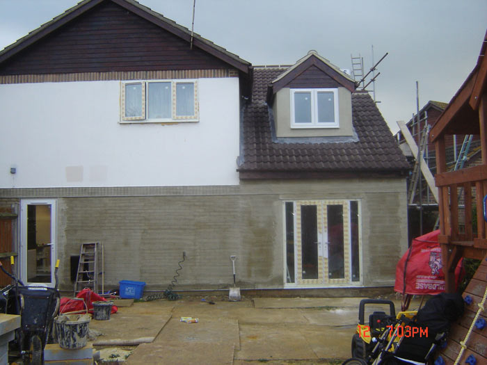 Colman Close Extension